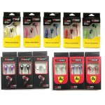 Wholesale Ear Buds Assorted