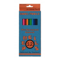 Kool Toolz Colored Pencils 12ct.