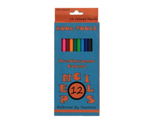 Colored Pencils 12 Count