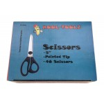 Wholesale school pointed tip scissors $0.39 Each.