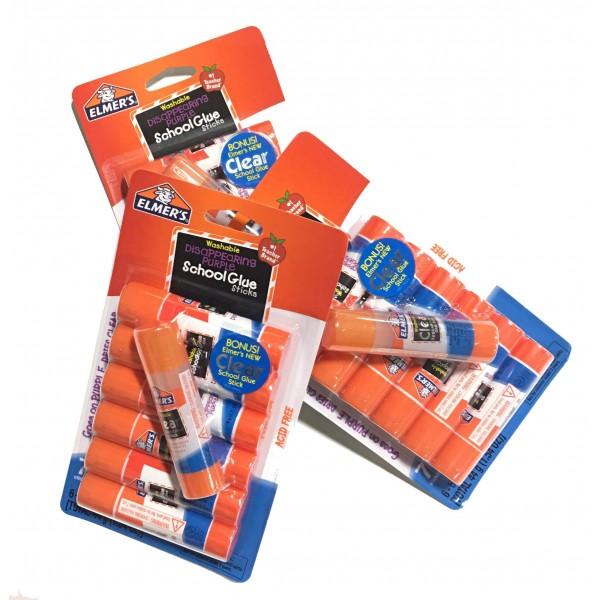 Elmer's Glue Sticks 6+1