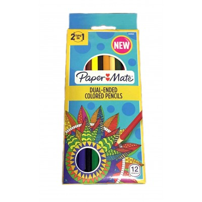 Paper Mate Colored Pencils 12ct.