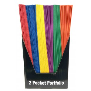 Two Pocket Paper Folders