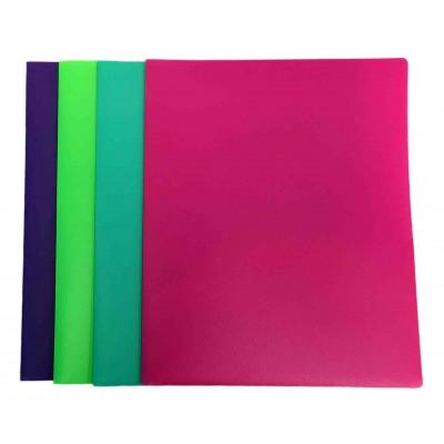 Two Pocket Poly Folders