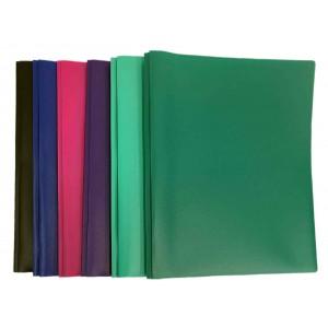 Two Pocket Poly Folders w/ Prongs