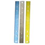 """12"""" Plastic Rulers"""