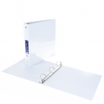 "1.5"" Wholesale Binders White"