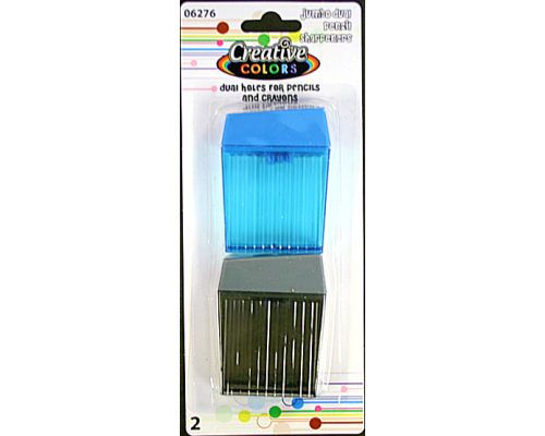 2 Pack Jumbo Sharpeners