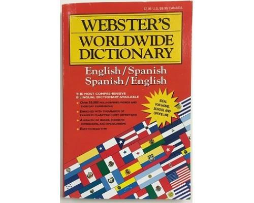 Spanish / English Dictionary $1.10 Each