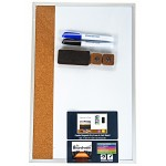 Magnetic Dry Erase Cork Combo $4.29 Each.