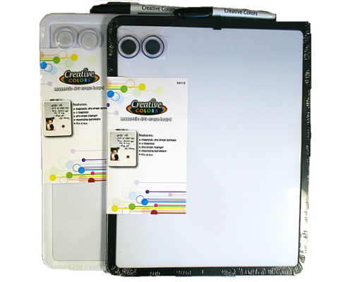Magnetic Dry Erase Board $3.09 Each.