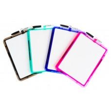 Creative Colors Dry Erase Board Set