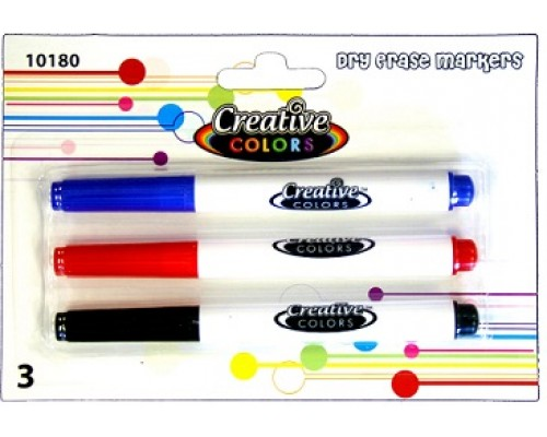 Dry Erase Fine Markers  $0.98 Each