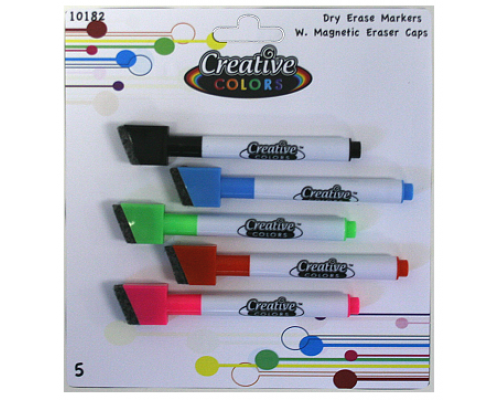 Dry Erase Markers $1.38 Each
