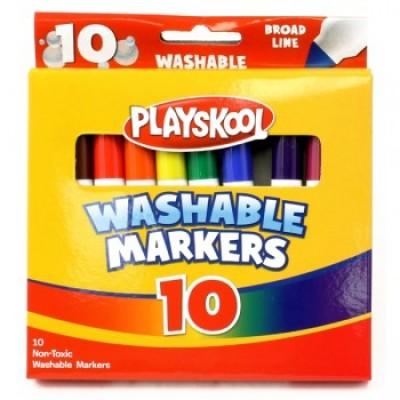 Playskool Washable Markers 10ct.