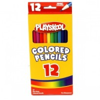 Playskool Colored Pencils 12ct.