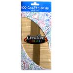 Craft Sticks $0.89 Each.