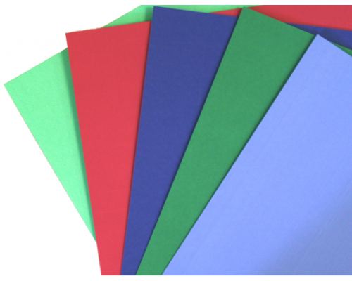 Color Poster Boards $0.48 Each