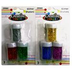 Glitter Shakers  $0.84 Each.