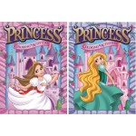 Princess Color Book $0.90 Each.