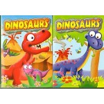 Dino Coloring Books $0.95 Each.