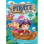 Pirates Coloring Books $0.95 Each.