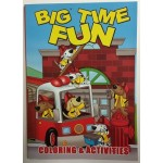 Big Fun Coloring Books $0.90 Each.