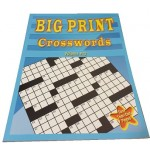 Crossword Puzzles $0.90 Each.