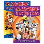 Wholesale Coloring & Activity Book $0.75 Each.