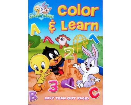Baby Looney Tunes Color Books $0.95 Each.