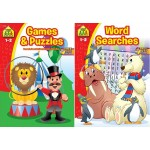 School Zone Puzzles and Activities $0.95 Each.