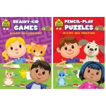 Color & Activity Books $0.95 Each.