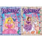 Princess Color & Activity Books