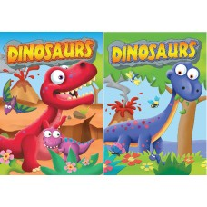 Dinosaurs Coloring Books