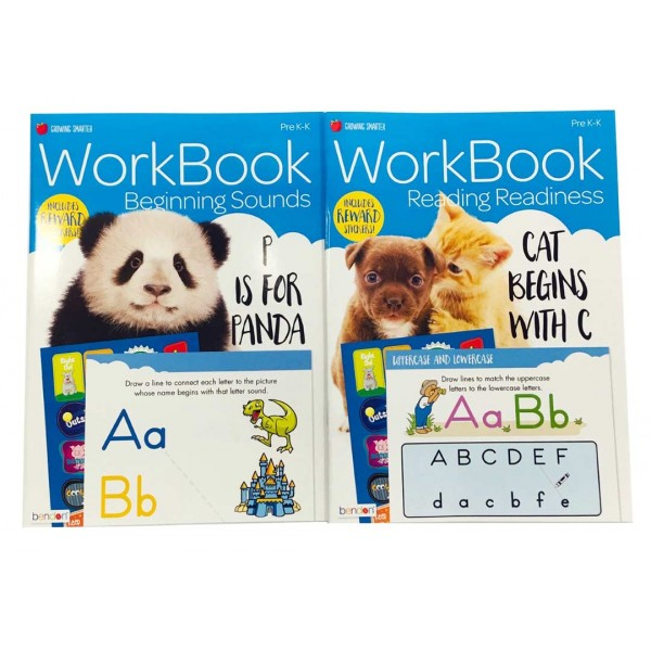 Bendon Early Learning Language Workbook 2 Titles