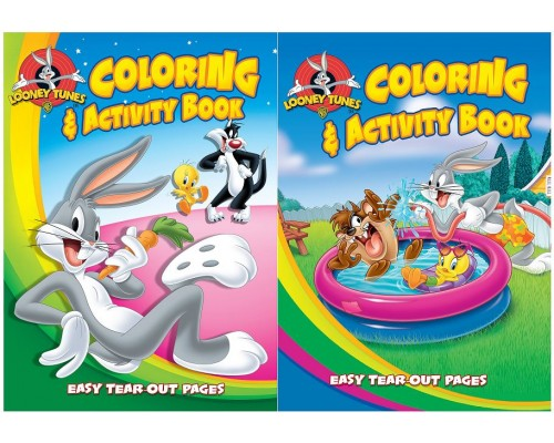Looney Tunes Coloring & Activity Books