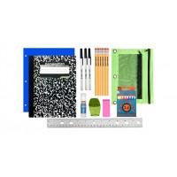 33 Pc. Universal School Supply Kits