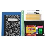 27 Pc. Universal Wholesale School Supply Kits
