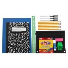 27 Pc. Wholesale Universal School Supply Kits