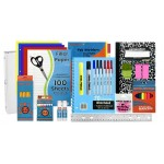 85 Pc. Elementary School Supply Kits