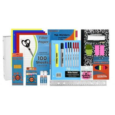 81 Pc. Elementary School Kits