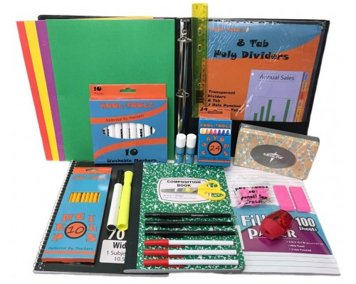 Elementary School Supply Kit $11.50 Each.