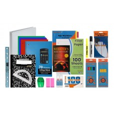 57 Pc. Middle / High School Supply Kits