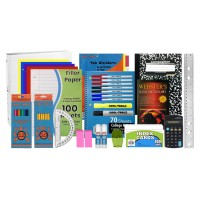 54 Pc. Middle / High School Supply Kits