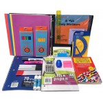Middle & High School Supply Kit $12.50 Each.
