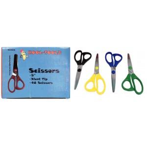 """Kool Toolz Blunt Tip Scissors 5"""""""