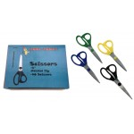 "5"" Pointed Scissors In Bulk Case of 288"