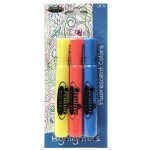 Highlighters 3 Pack