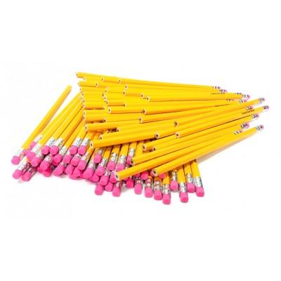Kool Toolz No.2 Bulk Pencils 500ct.