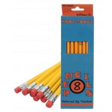 Kool Toolz No.2 Pencils 8ct.